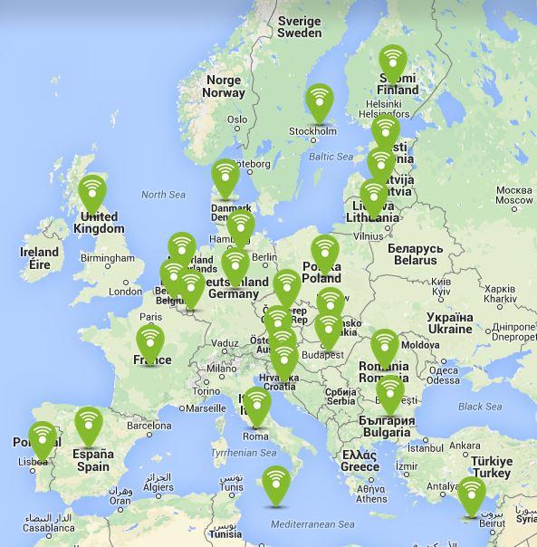 Fleet Management Europese dekking