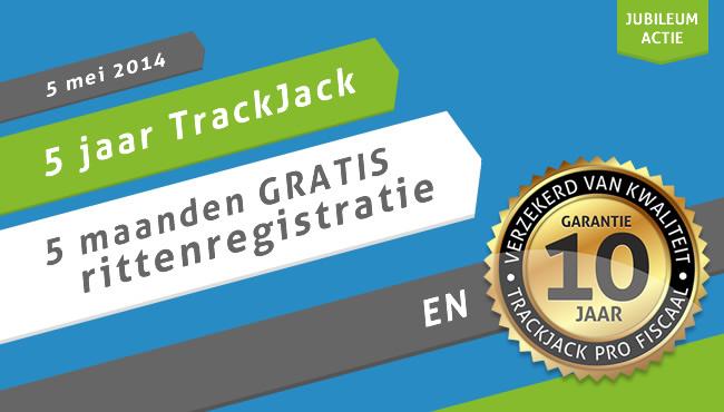 Trackjack Inloggen