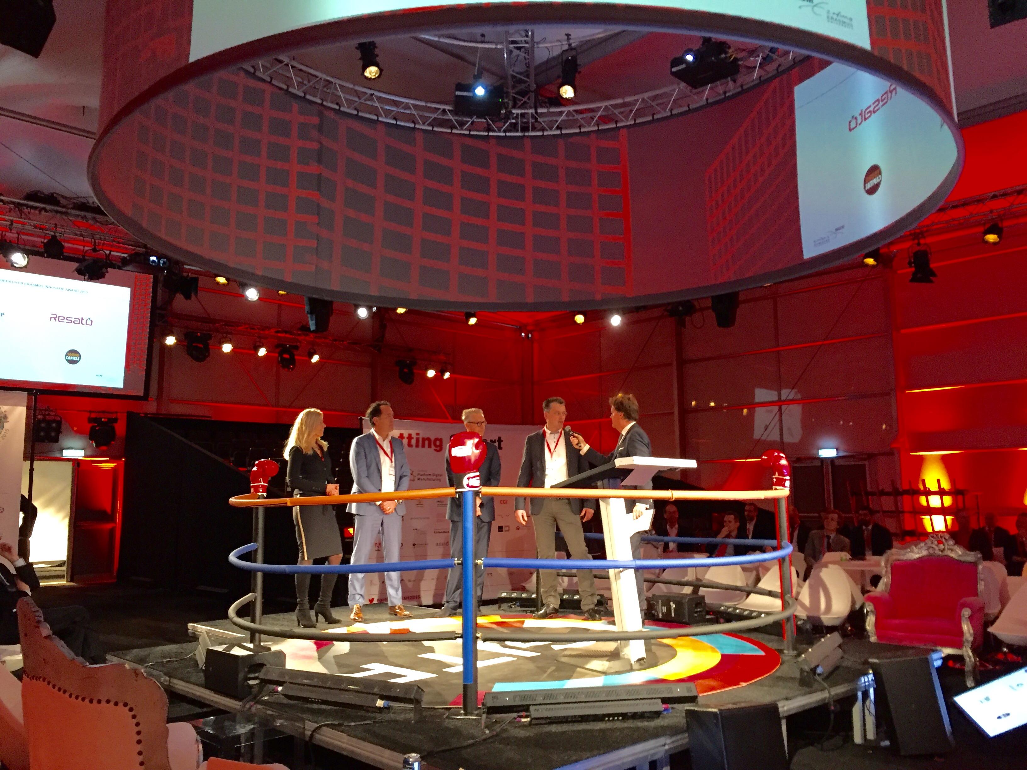 Erasmus Innovatie Award 2015 - TrackJack